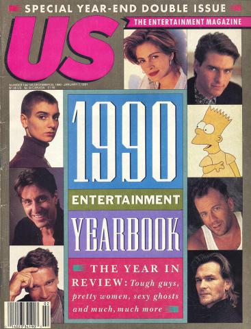 Us Magazine December 24, 1990
