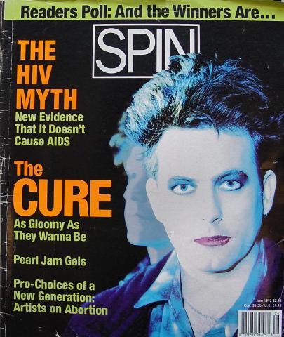 Spin Magazine June 1992