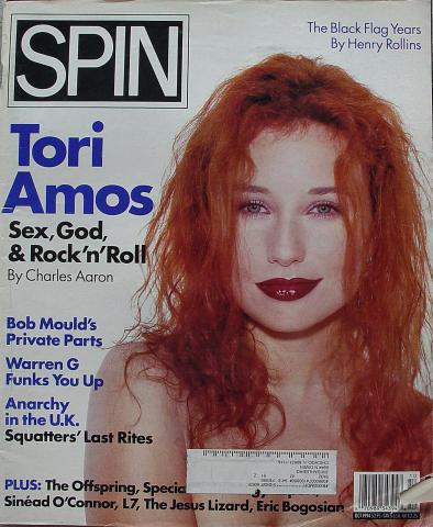 Spin Magazine October 1994