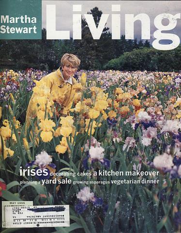 Martha Stewart Living Magazine May 1995