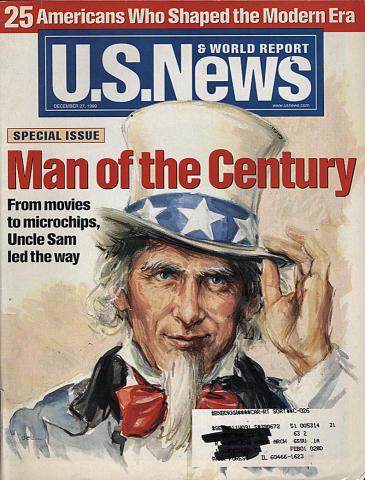 U.S. News & World Report December 27, 1999