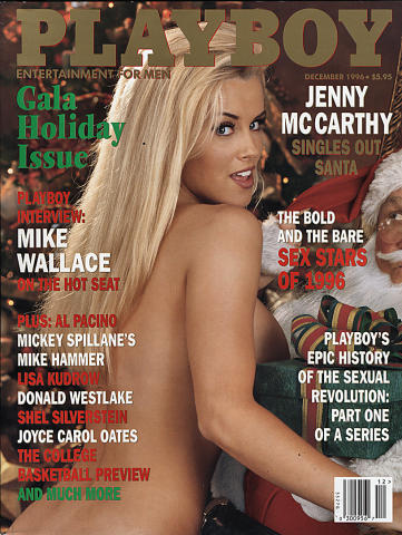 Playboy Magazine December 1, 1996