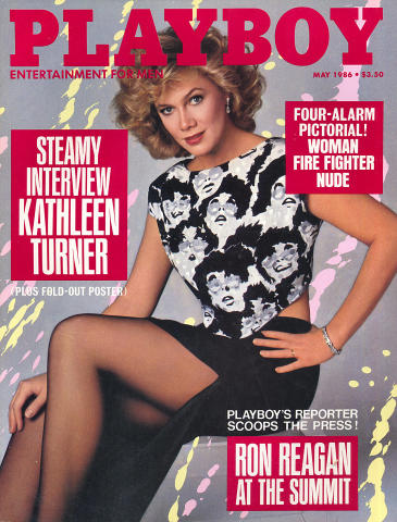 Playboy Magazine May 1, 1986