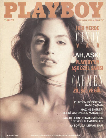 Playboy June 1, 1988