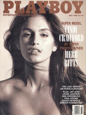 Playboy July 1, 1988