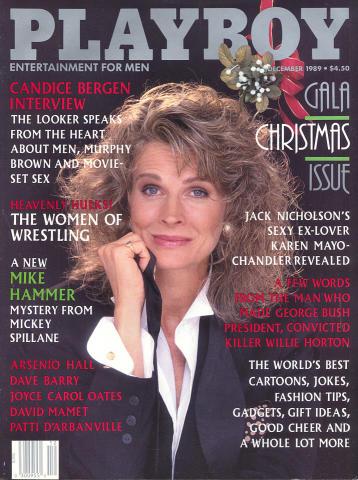 Playboy December 1, 1989