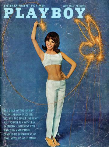 Playboy Magazine July 1, 1965