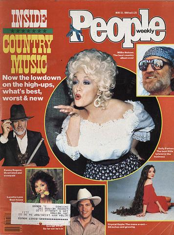 People Magazine May 21, 1984