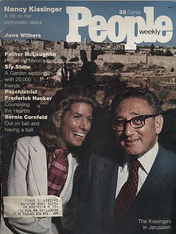 People Magazine June 10, 1974