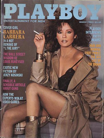 Playboy Magazine March 1, 1982