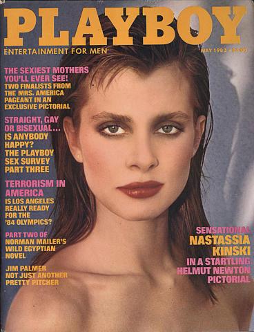 Playboy Magazine May 1, 1983