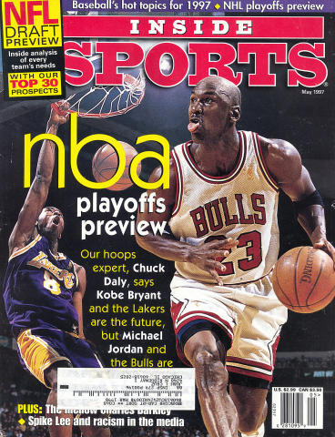 Inside Sports Magazine May 1997