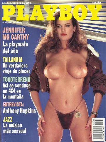 Playboy Spain June 1994