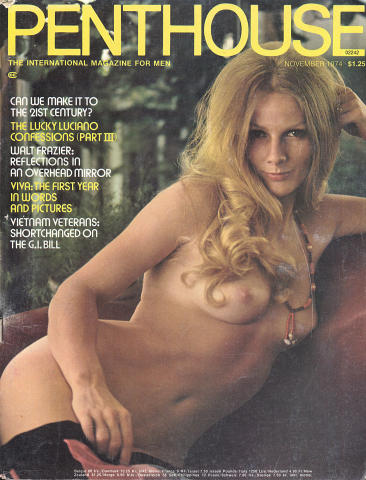 Penthouse Magazine November 1974