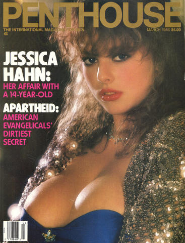 Penthouse Magazine March 1988