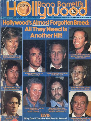 Rona Barrett Magazine February 1978