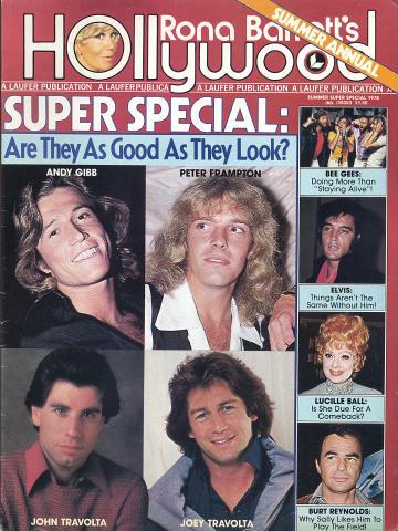 Rona Barrett's Hollywood Super Special Summer 1978