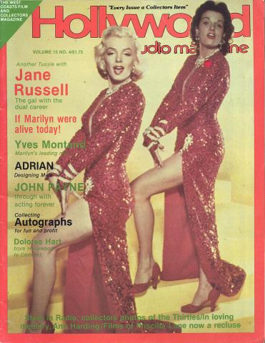 Hollywood Studio Magazine December 1981