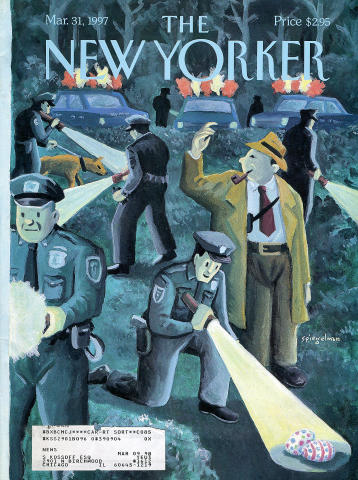 The New Yorker March 31, 1997