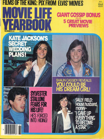Movie Life Yearbook No. 61