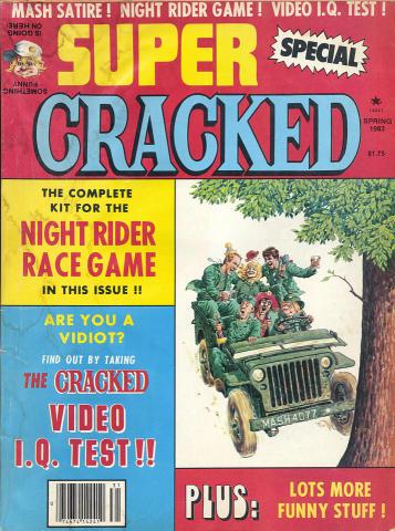Cracked Super Special Spring 1983