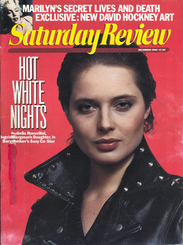 The Saturday Review December 1, 1985