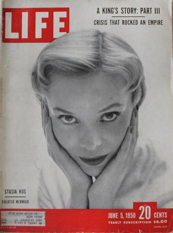 LIFE Magazine June 5, 1950