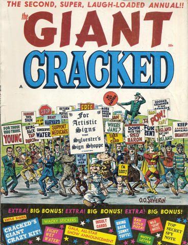 The Giant Cracked No. 2