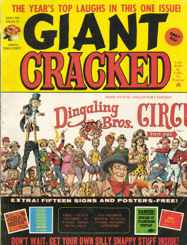 The Giant Cracked No. 6