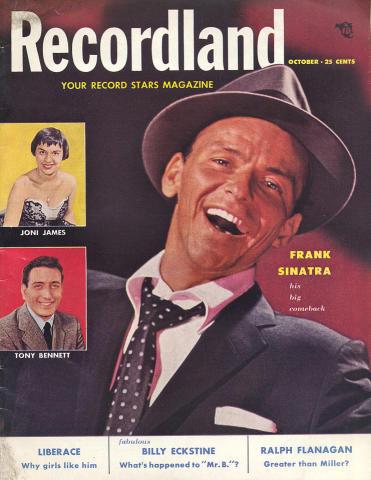 Recordland Magazine October 1954