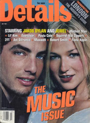 Details Magazine July 1997