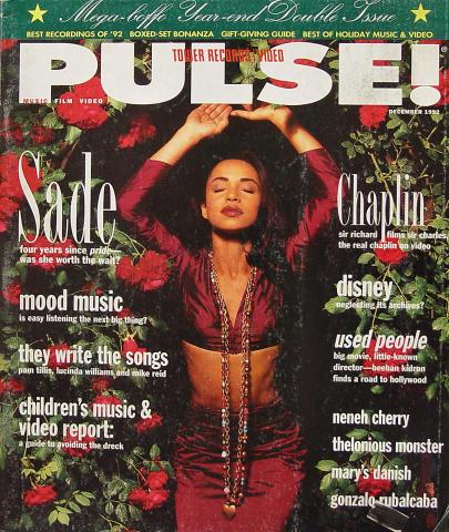 Pulse! Magazine December 1992