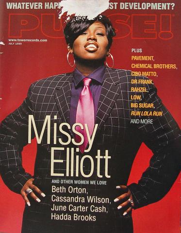 Pulse! Magazine July 1999