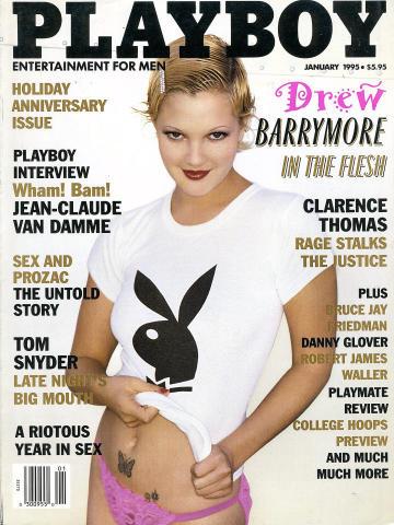 Playboy Magazine January 1, 1995