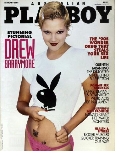 Playboy Magazine February 1, 1995