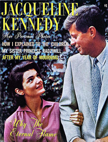 Jacqueline Kennedy: Personal Annual Vol. 1 No. 1