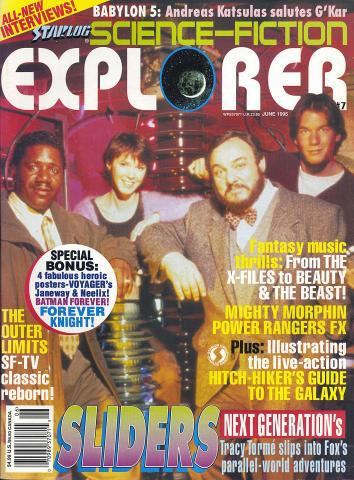 Starlog Science-Fiction Explorer June 1995