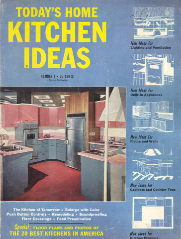 Today's Home Kitchen Ideas No. 1
