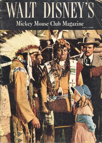 Walt Disney's Mickey Mouse Club Fall 1956