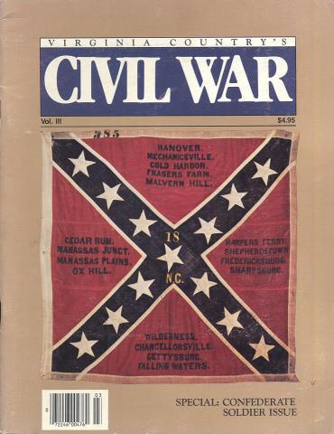 Virginia Country's Civil War Vol. III
