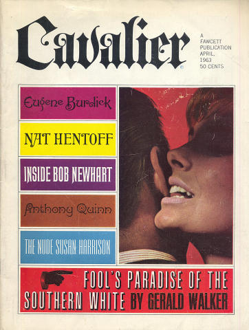Cavalier Magazine April 1963