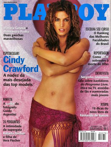 Playboy Magazine September 1, 1998