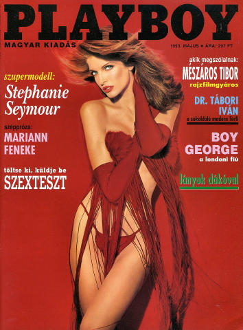 Playboy Magazine May 1, 1993