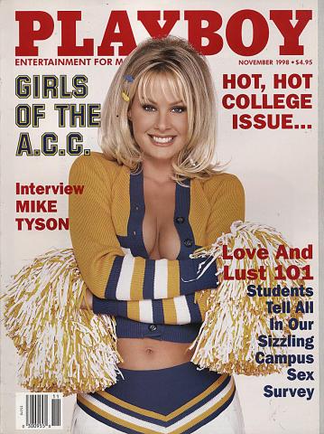 Playboy Magazine November 1, 1998