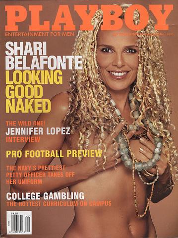 Playboy Magazine September 1, 2000