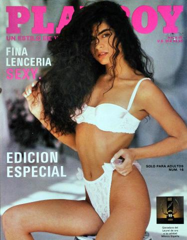 Playboy Mexico: Special Edition No. 16