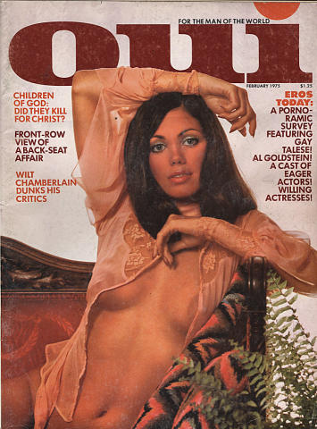 Oui Magazine February 1975
