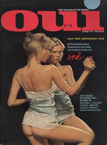 Oui Magazine October 1973