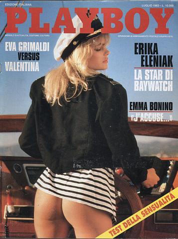Playboy Magazine July 1, 1993