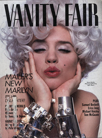 Vanity Fair Magazine April 1986